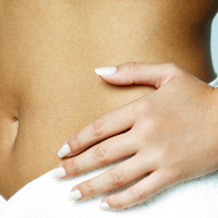 как лечить кисту яичника без операции