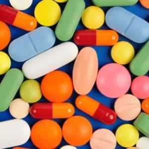 препаратами и витаминами