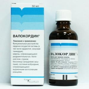 валокордин